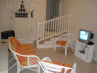 2 bdrm 1 bthrm apartment with ac&wifi near Oistins - Christ Church vacation rentals