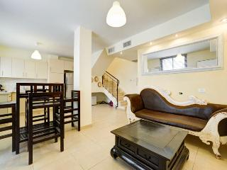 Deluxe 2br large terrace 4 rent cheap - Rothschild - Tel Aviv vacation rentals
