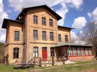 Charming Countryside Train Station, 1. Floor - Mecklenburg-West Pomerania vacation rentals