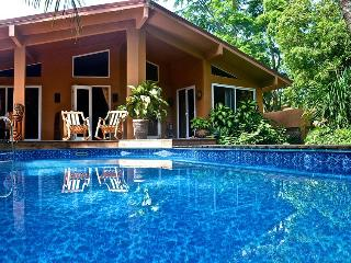 Casa Pelicano - - 3 bedroom house with pool, steps from the beach - Playa Grande vacation rentals