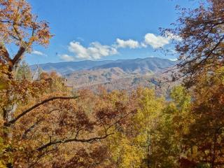 Amazing Mountain Views from Every Room - Gatlinburg vacation rentals