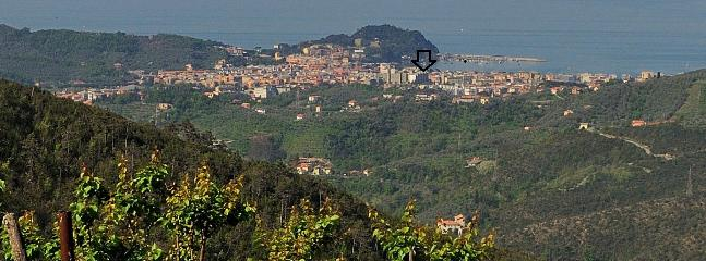 MARE RESIDENCE Arrow - SESTRI LEVANTE 1 - RESIDENCE MARE - Sestri Levante - rentals