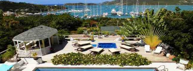 Magnificent Views over Falmouth Harbour - 6 Bedroom Luxury Rental Villa, Eng Hbr, Antigua. - English Harbour - rentals