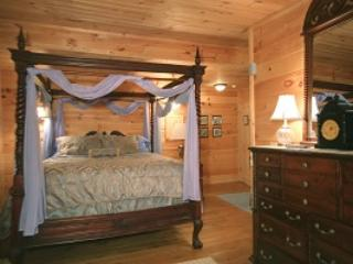 Misty Mountain Ranch B&B - Prospector Suite - Maggie Valley vacation rentals