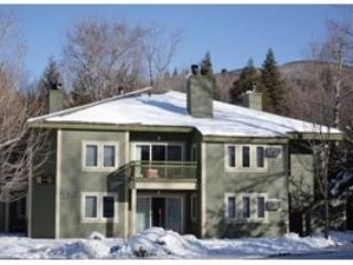 Exterior of Condo - Smuggler's Notch Ski Condo for Christmas 2016 - Jeffersonville - rentals