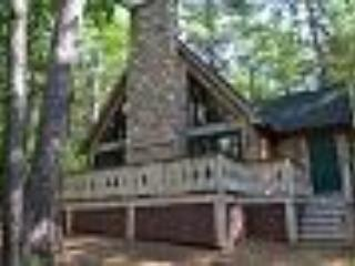Beautiful Blend of a Cabin with a Modern Flair! - Image 1 - Conway - rentals