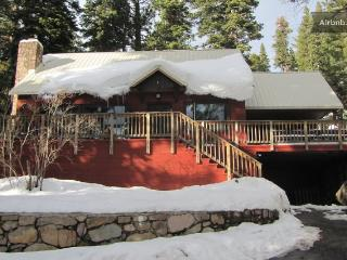 Red House by the Lake W Hot Tub & Private Pier!! - Tahoe Vista vacation rentals