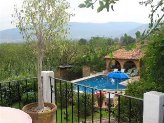 Balcony Suite with views of pool and sunset - Jocotepec vacation rentals
