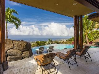 IO Way -Gorgeous 4 Bedroom, 3 Bathroom Gated Home with Magnificant Views! - Kailua-Kona vacation rentals