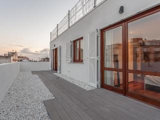 Fantastic attic with terrace placed in the center! - Palma de Mallorca vacation rentals