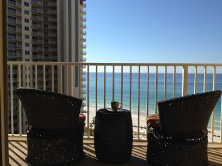 Unit 1113: Oceanfront Condo w/Res. Parking - Panama City Beach vacation rentals