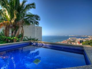 Spectacular Ocean Views -2 Storey Penthouse  Villa - Puerto Vallarta vacation rentals