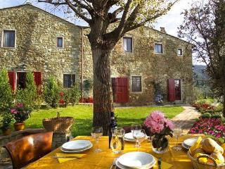4 Bedroom Vacation House in the Chianti Hills - Greve in Chianti vacation rentals