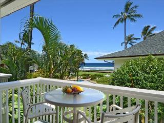 Oceanfront Poipu Kapili 20 Swaying Palms, Rolling Waves, Heated Pool, Updated - Poipu vacation rentals