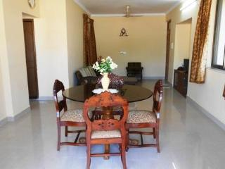 Nice Condo with A/C and Satellite Or Cable TV - Benaulim vacation rentals