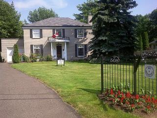 Abacot Hall Bed & Breakfast  - Georgian Style Home - Niagara-on-the-Lake vacation rentals