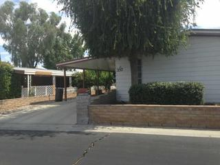 2bed + Den - 1600ft²-  Country Club Home 55+ (Cat City / Palm Springs) - Image 1 - Cathedral City - rentals