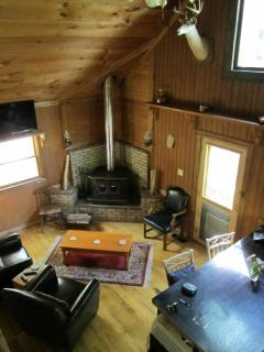 Spotted Rock Cabin - Brevard - Asheville - Rosman - Brevard vacation rentals