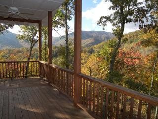 Spectacular Smoky Mountain Views! - Robbinsville vacation rentals