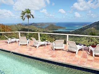 Ixora Villa - accomodates 2 - 10 people - 3 min. to Maho Bay - - Saint John vacation rentals