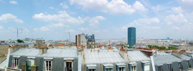 Pantheon Panoramic Apartment - Image 1 - Paris - rentals
