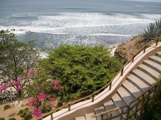 Hacienda Alegre--2 acres on the ocean with pool - Punta de Mita vacation rentals