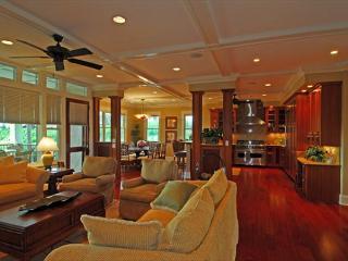 Luxurious 5 bed/5 bath Ocean View Villa - Koloa vacation rentals