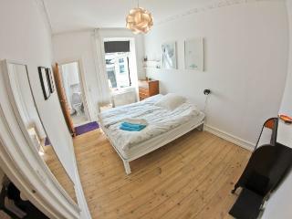 Fine Noerrebro style apartment in cozy district - Copenhagen vacation rentals