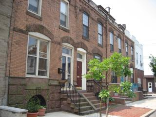 Beautiful Turn of the Century S. Philly Row House - Greater Philadelphia Area vacation rentals