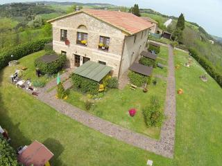 Holiday Apartment in Converted Barn in Tuscany - Pomarance vacation rentals