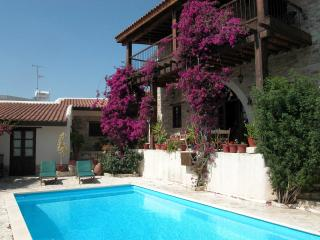 THE NEST, 5 BEDROOM STONE-BUILT VILLA WITH POOL - Larnaca District vacation rentals