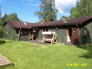 House in the Swedish woods surrounded by many lakes. 10 KM north of Malexander - Malexander vacation rentals