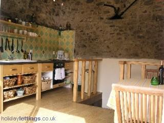 The roof top kitchen with views - Holiday Home for Couples With Lovely Roof Terrace - Fenouillet - rentals