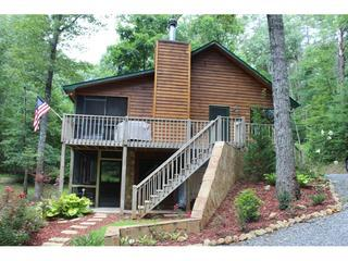 Kickback Cabin: Hot Tub, Game Room, Fire Pit!! - Mineral Bluff vacation rentals