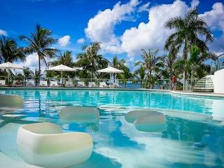 MOVENPICK 1BR LUXURY OCEAN FRONT CONDO IN CEBU - Visayas vacation rentals