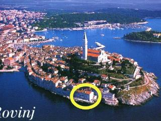 apartment 3- directly on the sea in Rovinj - Holiday Hinterreiter - Istria vacation rentals