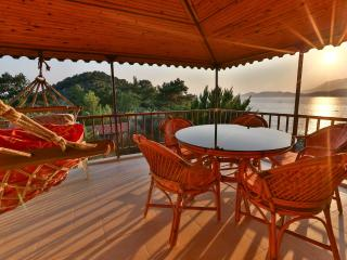 Best Sea & Sunset View,  2 bedroom Kas holiday apartment with swimming pool - Kas vacation rentals