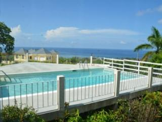Your view from the Veranda - BREATH-TAKING JAMAICAN PARADISE - Rose Hall - rentals