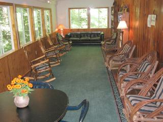 Large group house at Ronora Lodge & Retreat Center - Watervliet vacation rentals