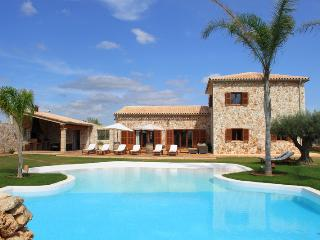 Extraordinary villa with beach entry swimming pool - Campos vacation rentals