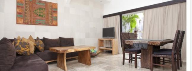 Living room - Villa Naree 2 with pool, Batubelig, Seminyak - Kuta - rentals