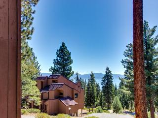 Convenient lakeview condo w/shared pool, hot tub, sauna - Carnelian Bay vacation rentals