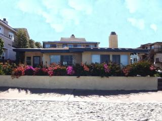 Pacific Sunset Group's Beachfront House 3BR/2.25BA - Pacific Beach vacation rentals