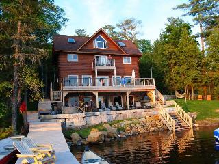 My Lakefront Cottage -  6 Bedroom Luxury Cottage - Kinmount vacation rentals
