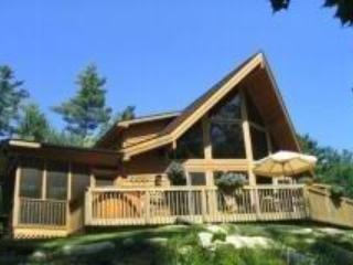 BEAUTIFUL LINDAL CEDAR HOME WITH GREAT LAKE VIEW - Hinsdale vacation rentals