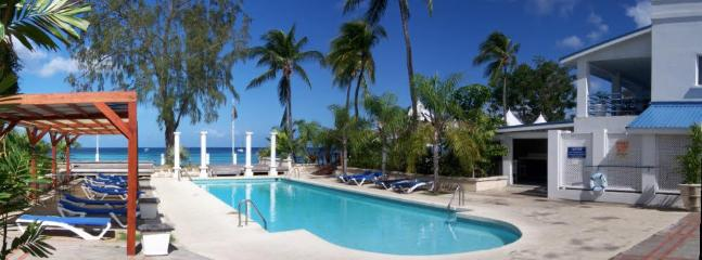 Shared Pool - 1 BR in Sunset Crest - Beach and Pool Access - Holetown - rentals