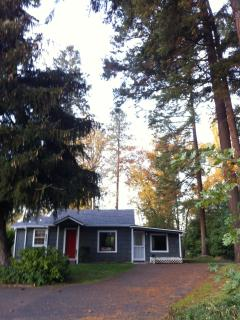 Cozy Cottage with Internet Access and A/C - Grants Pass vacation rentals
