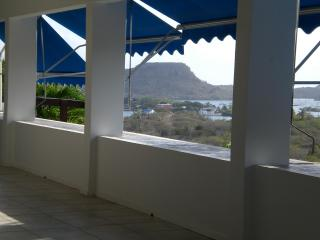 Luxourious spacious ocean view Villa, sleeps 10 with large private pool - Willemstad vacation rentals