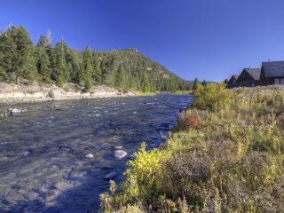 Big Sky Gallatin River | Lucky Ewe Cabin - Big Sky vacation rentals