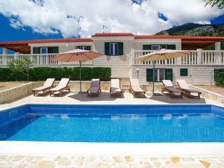 AdriaBol Luxury Villa with pool Oliva 1 - Bol vacation rentals